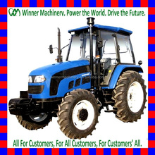 2015 Hot selling ! 75HP 80HP 85HP 90HP 95HP 100HP 4WD Agricultural Farm Wheel Tractors for sale