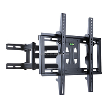 Full Motion Articulating Dual Arm TV Wall Mount with Stand for 26-55 Inch 32 inch LED Android Smart TV