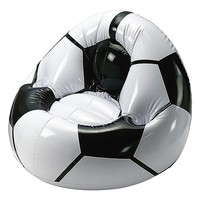inflatable football sofa,round sofa furniture, round sofa chair