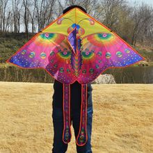 china factory tail triangle kite