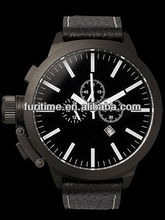 big crown watch quamer watch dual time fashion watches dual time
