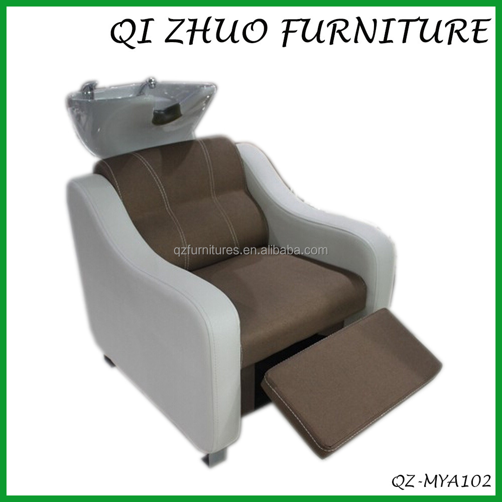 Hot sale shampoo bed bowl hair wash shampoo chairs QZ-MYA102