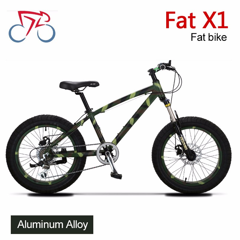 20inch cruiser beach MTB 14 speeds sport fat tire mountain bike aluminum snow bicycle from Chinese factory