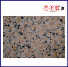 China exterior granite stone texture paint for home