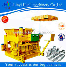 QMY6-25 Arabia countries famous mobile block making machine