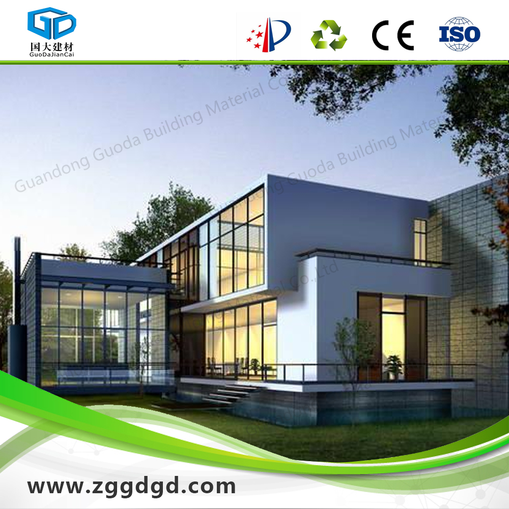 modular homes china pre fabricated house