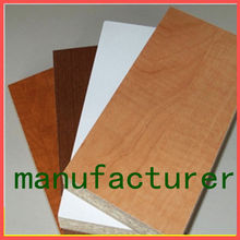 Best price Melamine particle board,particle board,melamine chipboard