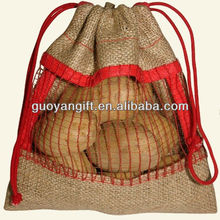 New Design Jute Pouch for Packing
