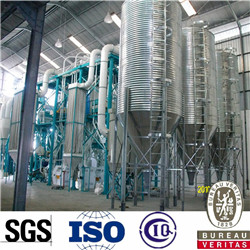 Wheat flour mill plant machineries