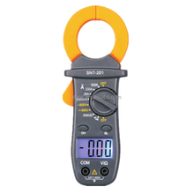 Backlight Data Hold Auto Power off Digital AC clamp meter SNT201
