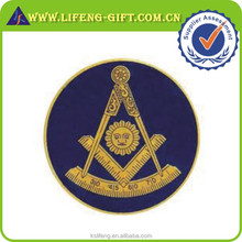 Wholesale Past Master Masonic Embroidery Patch