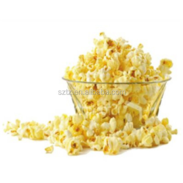 Various food flavors strawberry flavor,chocolate flavor,caramel flavor for Spherical popcorn,