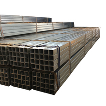 Hot dip galvanized standard square tube 4x4 sizes