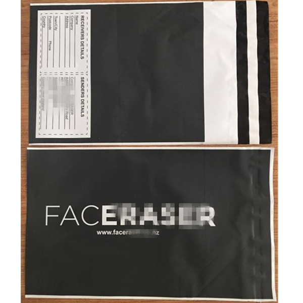 Customer logo parcel mailing bag poly mailer carrier bags China produce bags