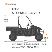 Moss Green Waterproof Insulated Advanced Tractor Cover CC-09