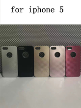high quality PC Scratch-resistant cell phone case for apple iphone 5 back cover