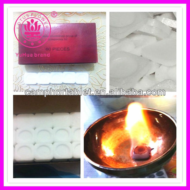 High quality 360g/box Hexamine Solid Fuel Tablet