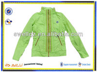 Spring lady jacket,outdoor waterproof garments