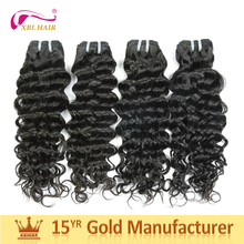 Shangdong factory XBL original human hair wholesale hair weave distributors