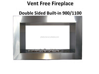 Vent free DS built-in Gas Fireplace