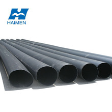 double wall smooth interior Hdpe culvert outer casing pipe 3 inch