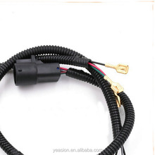 Factory customized automotive headlight wiring harness /cable harness supplies OEM custom