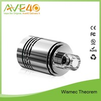 Popular in the USA Wismec theorem RTA best seling RTA clearomizer from Ave40