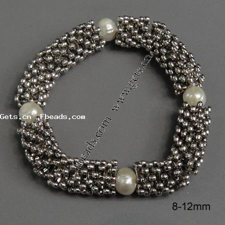 Freshwater Pearl Other Shape Bracelet Women Bracelets Perls 361746