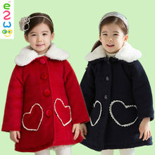 2016 Wholesale Kids Clothes Cheap Warm Winter Coats Of Girls Pictures