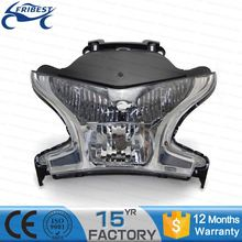 led h4 motorcycle headlight 8 inch motorcycle headlight for bajaj pulsar 180 motorcycle headlight