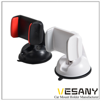 Car Holder with Universal Mount Stand for iPhone 4S/5 for 4G Smartphones