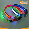 2015 hot selling cute and funny led flashing dog collar