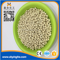 High Efficient Zeolite 13X Molecular Sieve for Air Separation with Factory Price