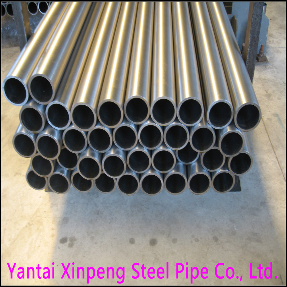 ASTM A519 Factory Price non alloy carbon steel pipe ST52 honed tube