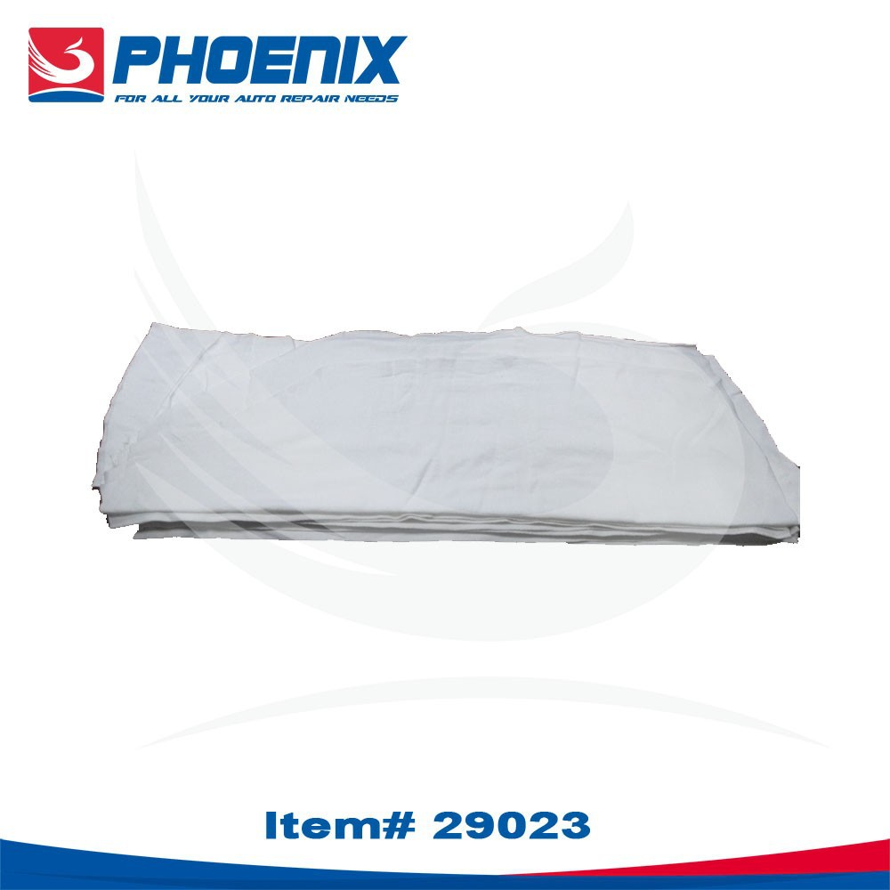 29023 White Cotton Rag