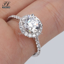Fashion prong bling bling king and queen rings,indian style engagement diamond price rings