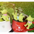 Roogo Resin Modern Home Decor Cute Frog Decoration For Toy Gifts