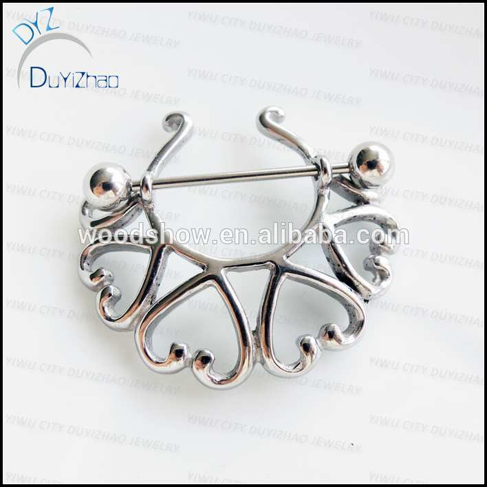 nipple stretching jewelry piercing jewelry