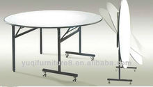 Economical and practical event folding tables