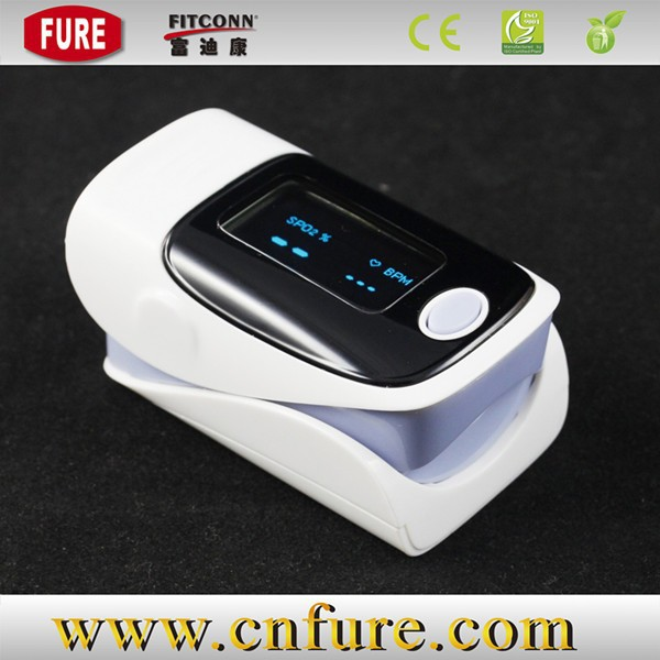 china wholesale color pulse oximeter spo2 sensor for adult (FPX-033)