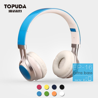 High quality silent disco headset bluetooth headphones manufacturers color headset