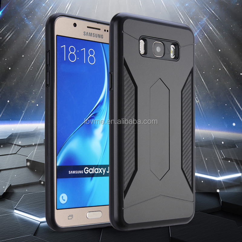 2017 New Armor Shockproof TPU+ PC Protective Phone Case Cover For Samsung Galaxy S8