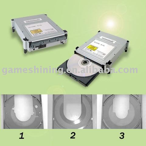 DVD Drive for XBOX 360 Video game console