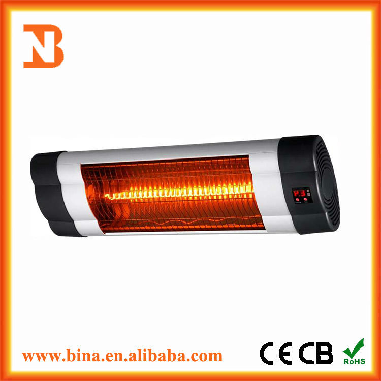 Wholesale wall mounted patio heater with remote control