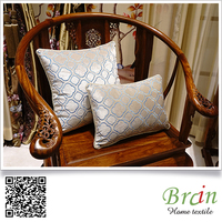 45*45 square velvet machine embroidery cushion cover wholesale