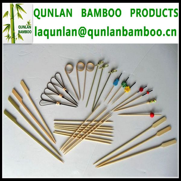 High Quality Fruit Pick Skewer Sticks