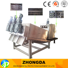 Stainless Steel Plate Filter Press for Food and Beverage Industry