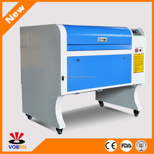 Acrylic Co2 Laser cutter Machine /cnc laser cutting /metal cutting laser 3d laser wood engraving machine WR-4060 50W