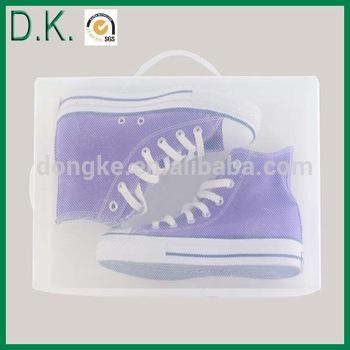 Plastic schoenendoos