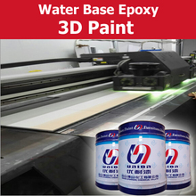 3d epoxy paint for ceramics or glass deco